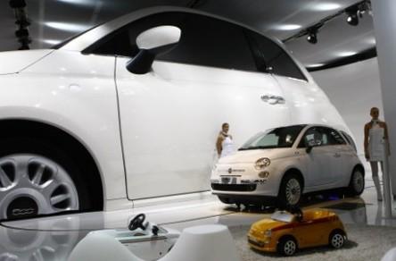 Salon de Francfort : Fiat envisage de produire une mini-voiture