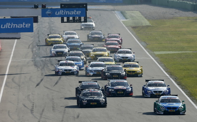 "DTM - Le ""hold-up"" de BMW!"