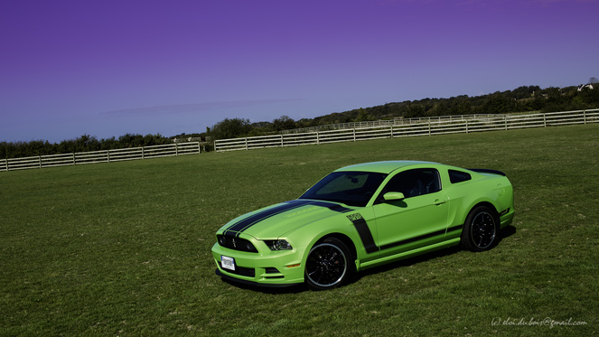 Essai vidéo - Ford Mustang Boss 2013 : c'est qui le patron ?