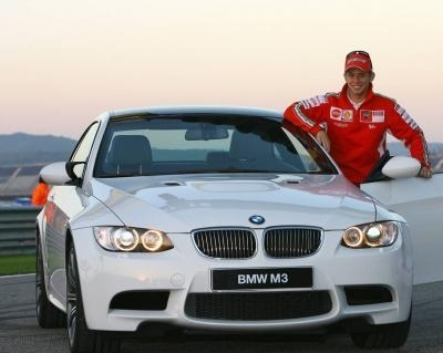 """Moto GP - Test Jerez: Le """"BMW M Award"""""""