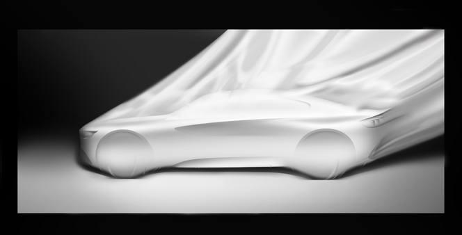 Un nouveau concept Peugeot au salon de Pékin