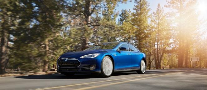 Tesla Model S 70D, nouvelle entrée de gamme