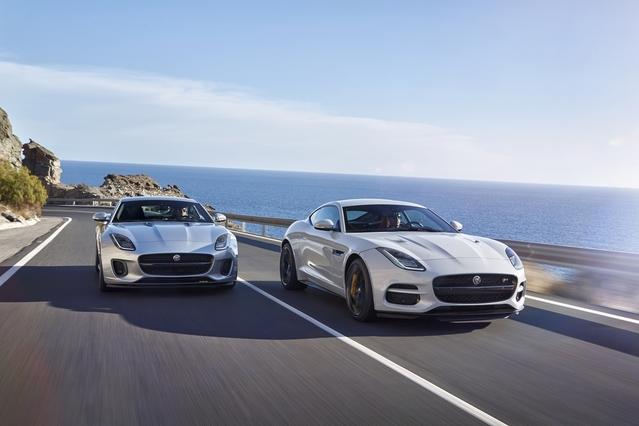 Jaguar F-Type: petit restylage, nouvelles versions