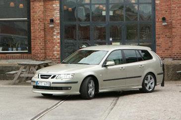 Essai - Saab 9.3 Sport-Hatch : un vrai break de chasse