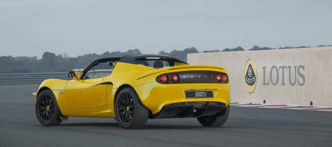 Lotus : les ventes retrouvent leur niveau de 2008