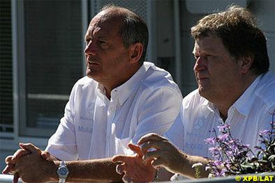 Formule 1 - McLaren: Mercedes dément toute velleité de rachat