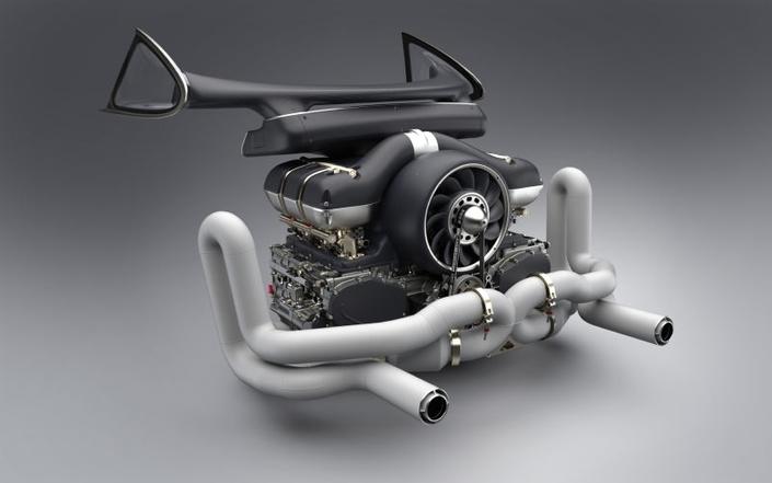Singer (spécialiste de la Porsche 911) s'associe à Williams pour créer un moteur exceptionnel