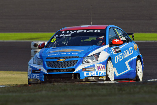 (Week-end de courses) WTCC, WSR, V8 Supercars