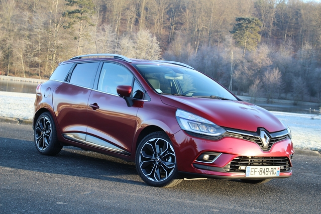 Essai vidéo - Renault Clio Estate restylée (2017) : bonne à tout faire