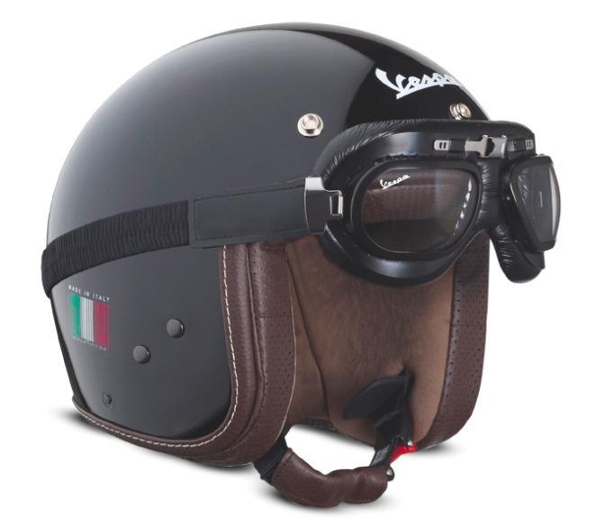 Equipement : voici le casque Vespa P-Xential !