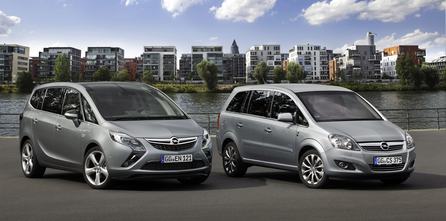 l 39 opel zafira reste au catalogue malgr le nouveau zafira tourer. Black Bedroom Furniture Sets. Home Design Ideas