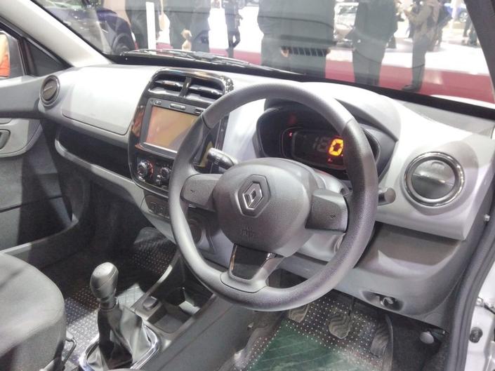 Renault se lâche sur la Kwid