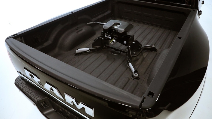 RAM lance aux USA un pickup avec plus de 13 tonnes de remorquage