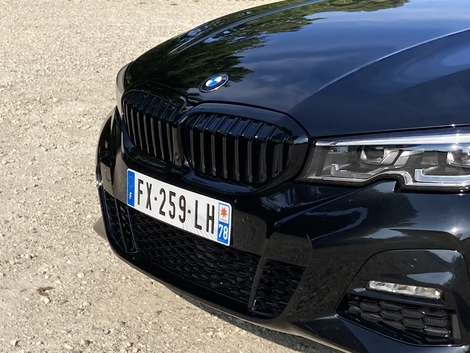 Test - BMW 320d 48v (2021): the charm of electrified diesel