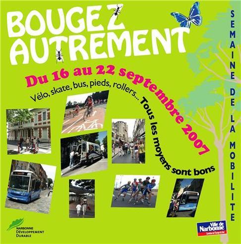 Narbonne : les véhicules écolos, stars de la Journée de la Mobilité durable