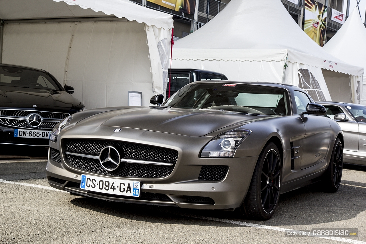 photos du jour mercedes sls gt amg exclusive drive. Black Bedroom Furniture Sets. Home Design Ideas