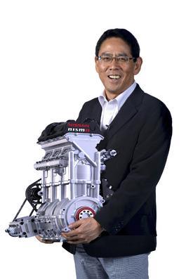 Nissan présente un 3 cylindres révolutionnaire de 400 ch et 40 kg