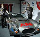 Un projet écolo devenu réalité : la vidéo de la Devantini ES, une voiture de sport suédoise électrique
