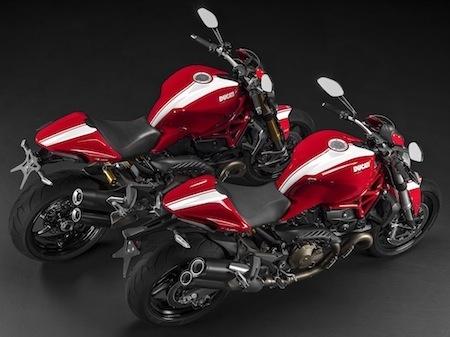 Ducati sera au Café Racer Festival les 20 et 21 juin 2015 à Montlhéry