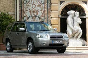 Essai - Subaru Forester : for ever
