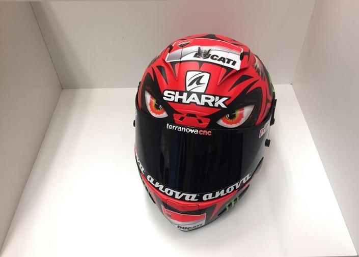 MotoGP - Autriche J.1: tel le diable Shark sort de sa boîte!