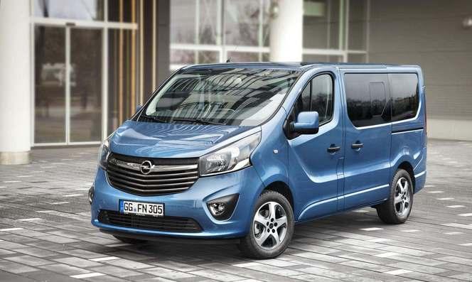 Opel Vivaro Tourer Pack : le van business class