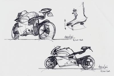 Design & Photoshop : Les 3 propositions d'Adrien