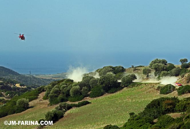 WRC Sardaigne : les superbes images de Jean-Marie Farina