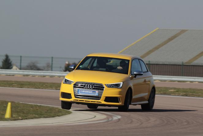 """Les essais de Soheil Ayari - Audi S1 : """" l'arme parfaite sur route"""""""
