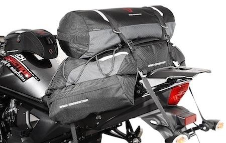 Sw-Motech transforme votre sportive ou roadster en routière pour les vacances