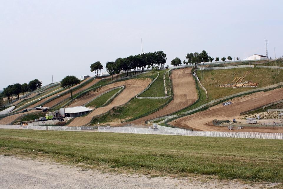 MX GP - St Jean d'Angely : les premières photos du terrain
