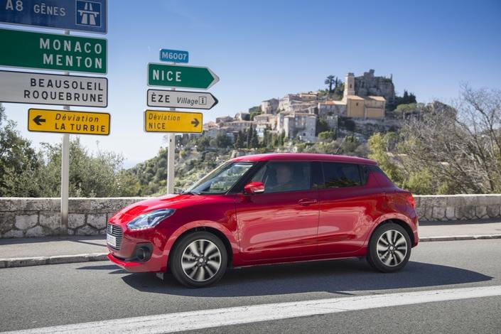 En 27 ans, Suzuki a vendu autant de voitures en France que Renault en 2016!