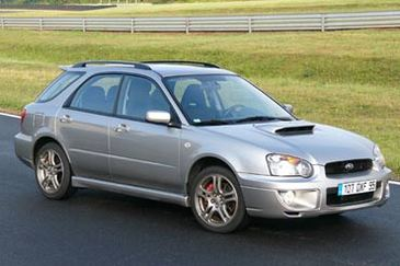 Essai - Subaru Impreza WRX SW : exclusive, agressive, séductrice !!