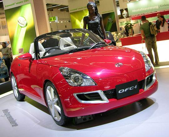 Salon de Francfort : Daihatsu présente le concept OFC-1. Vous avez dit mini et mimi ?