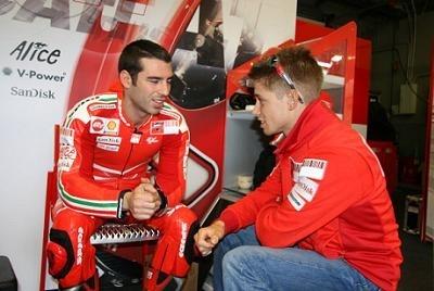 Moto GP - Test Jerez: Quel remède pour Melandri ?