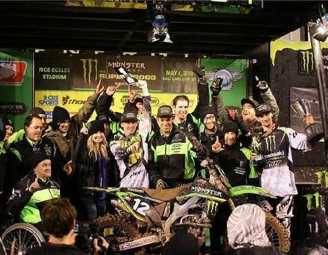 Salt Lake City - Lites : Josh Hansen s'impose, Jake Weimer champion