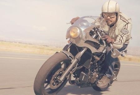 Yamaha, Faster Sons. Shinya Kimura