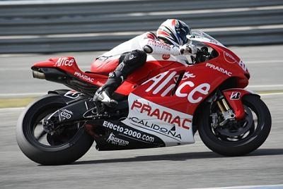 Moto GP - Test Jerez: Guintoli second meilleur performer Ducati derrière Stoner