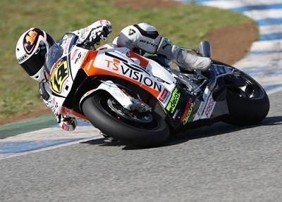 Moto GP - Test Jerez: Des promesses à tenir pour Randy