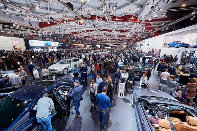 Agenda: l'auto tient salon à Bruxelles du 14 au 22janvier 2017