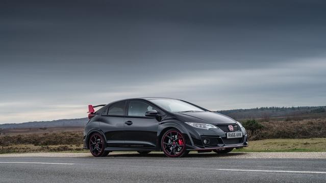 Honda : clap de fin pour la Civic Type R