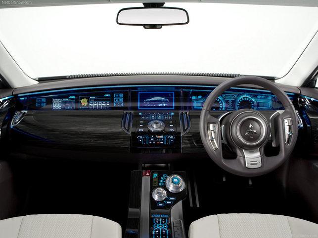 Salon de Tokyo : gros plan sur le Mitsubishi Concept ZT