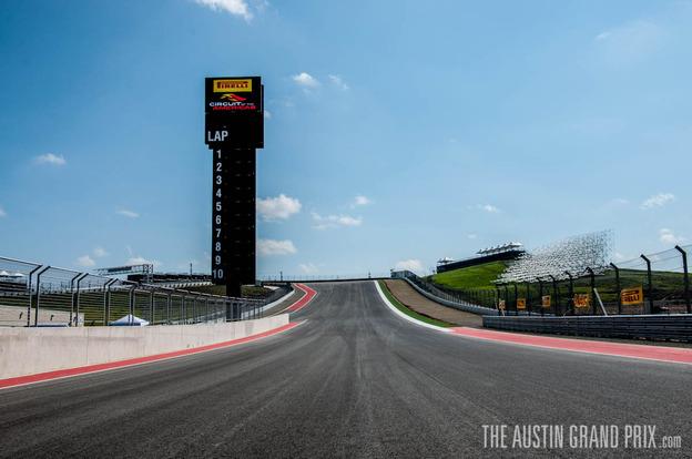 F1 : le circuit des Amériques est fin prêt (vidéos)