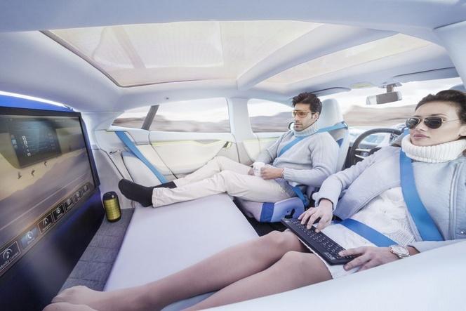 La voiture autonome va multiplier les cas de mal des transports
