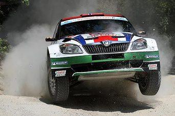 IRC : Andreas Mikkelsen champion 2012 ... par forfait
