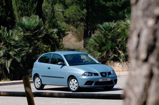 Salon de Francfort : Seat dévoile son Ibiza Ecomotive, la locomotive écolo de la gamme !