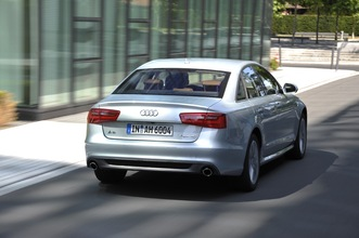 Prise en mains - Audi A6 Hybrid : hybride sans concession