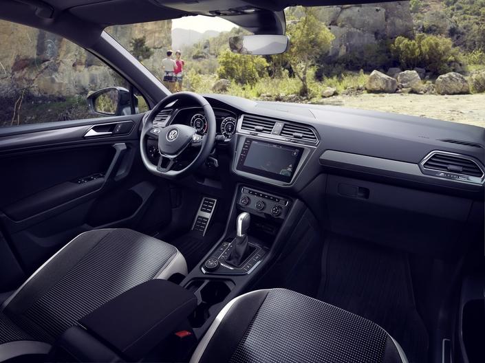 Volkswagen Tiguan: une version Offroad