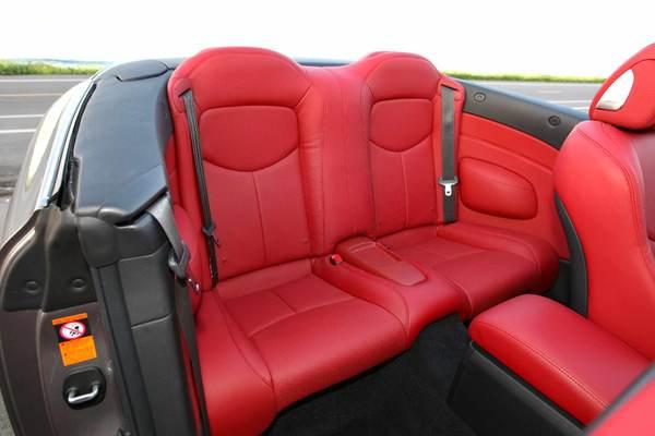 Infiniti G37 Cabriolet