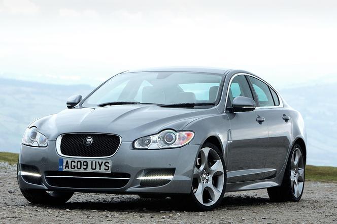 Petites retouches prévues pour la Jaguar XF